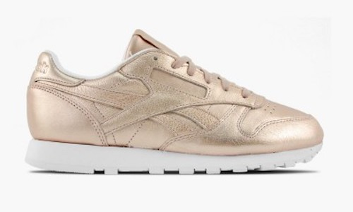 Reebok Classic Leather Melted Metals – Gold / Pearl Met-Peach