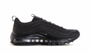 Nike Air Max 97 – Black/Black-Dark Grey