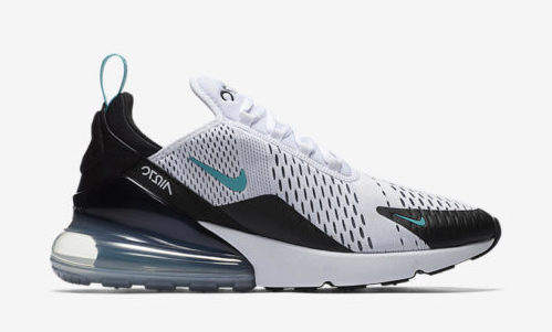 Nike Air Max 270 – Black / Dusty Cactus