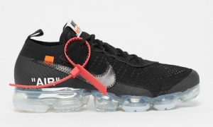 Off White x Nike Air VaporMax – Black