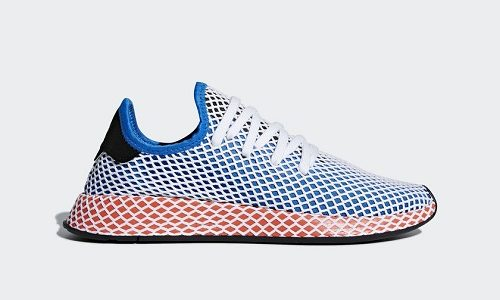 adidas Deerupt Runner – Bluebird / EQT Yellow