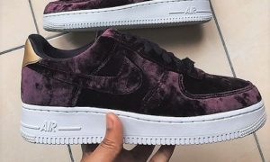Nike Air Force 1 07 Premium – Port Wine