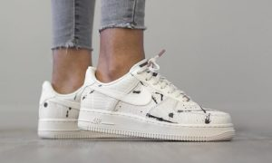 Nike Air Force 1 '07 LX Phantome Black