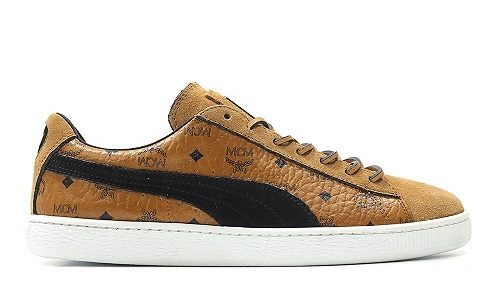 Puma x MCM Suede Classic 50 – Buckthorn Brown | snkraddicted