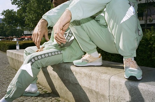 Highsnobiety x Diadora Berlin Kollaboration