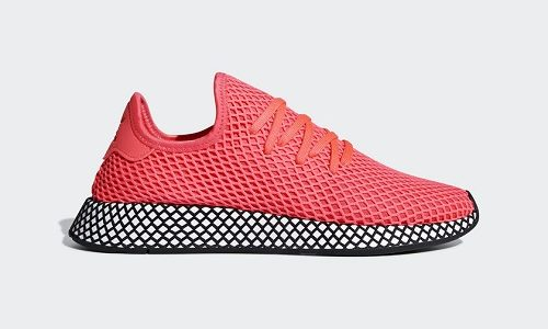 adidas Deerupt – Turbo / Core Black