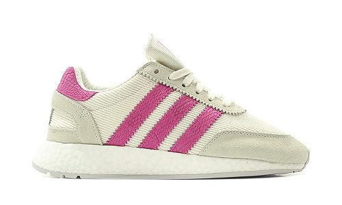 adidas Originals I-5923 – Off White / Shock Pink