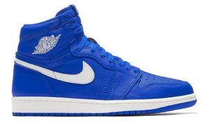 Nike Air Jordan 1 OG – Hyper Royal / Sail