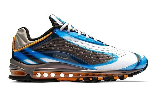 Nike Air Max Deluxe – Photo Blue / Wolf Grey