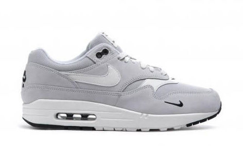 Nike Air Max 1 Premium – Pure Platinum / Sail