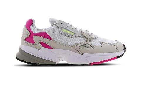 adidas Falcon Off White Pink
