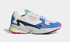 adidas Falcon Ftwr White Blue