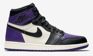 Nike Air Jordan 1 Retro Court Purple