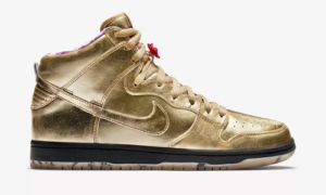 Nike SB Dunk High Humidity Gold