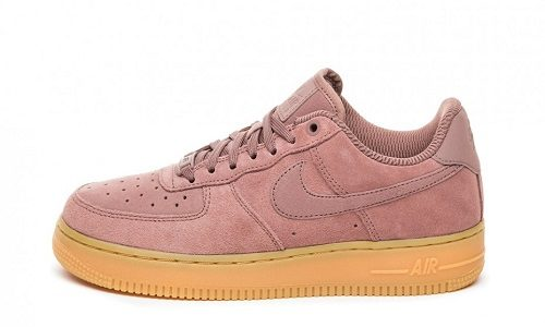 Nike Air Force 1 Red Gum