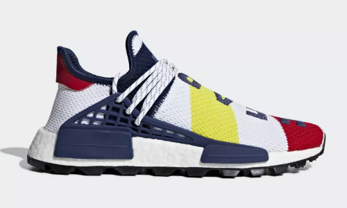 adidas Pharrell Williams BBC Hu NMD