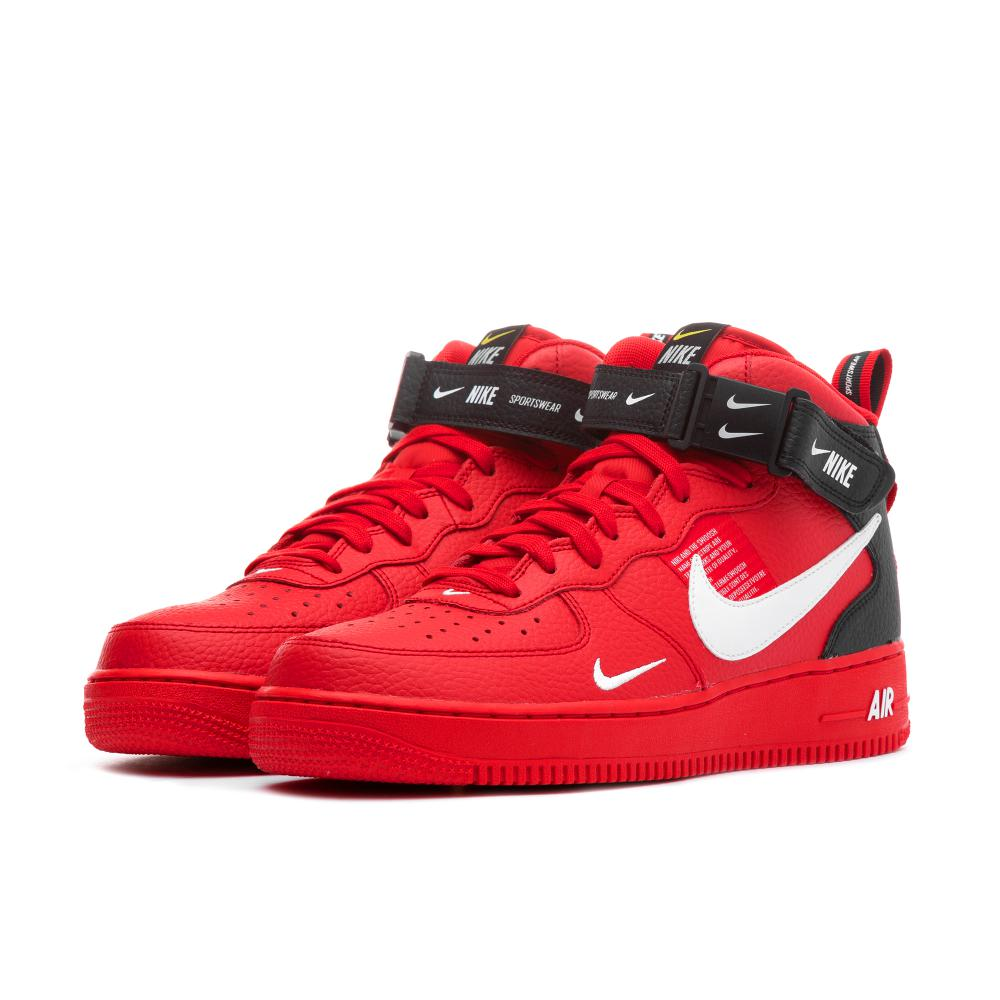Nike Air Force 1 Mid Utility 07 LV8 Red – Releases Infos