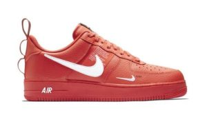 Nike Air Force 1 07 LV8 Utility Red
