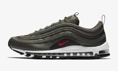 Nike Air Max 97 Sequoia Red