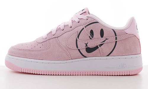 Smile With The Nike Air Force 1 Low Pink Foam Have A Nike