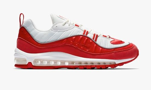 Nike Air Max 98 University Red – hier kaufen | snkraddicted