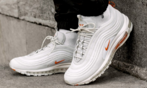 Nike Air Max 97 White Orange