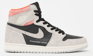 Nike Air Jordan High Retro OG Grey Orange