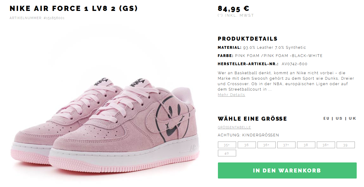 Nike Air Force 1 Low White Have a Nike Day – hier kaufen