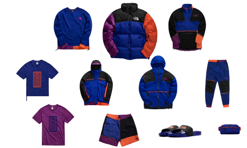 The North Face Rage Kollektion