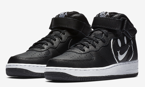 Nike Air Force 1 High Black Have A Nike Day