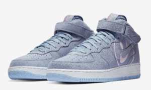 Nike Air Force 1 High Blue Have A Nike Day