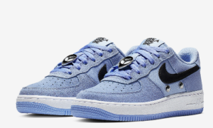 Nike Air Force 1 Low Blue White Have a Nike Day