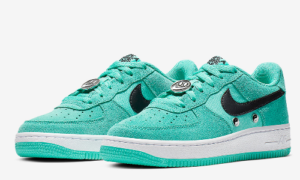 Nike Air Force 1 Low Turquoise Have a Nike Day