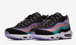 Nike Air Max 95 Black Have A Nike Day