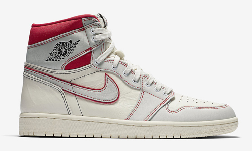 Nike Air Jordan 1 OG Sail Red