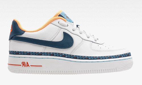 Nike Air Force 1 Swoosh Chain Pack