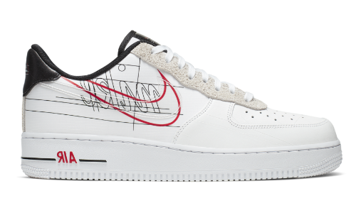 Nike Air Force 1 Script Swoosh Pack – alle Release Infos