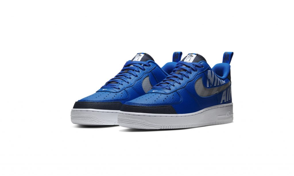 Nike Air Force 1 Under Construction Blue