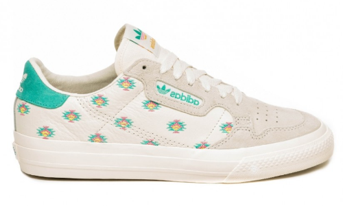 adidas x AriZona Continental Vulc White
