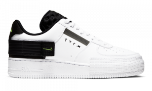 Nike Air Force 1 Low Type White Black