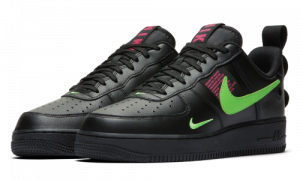 Nike Air Force 1 LV8 Utility 2 Black Green