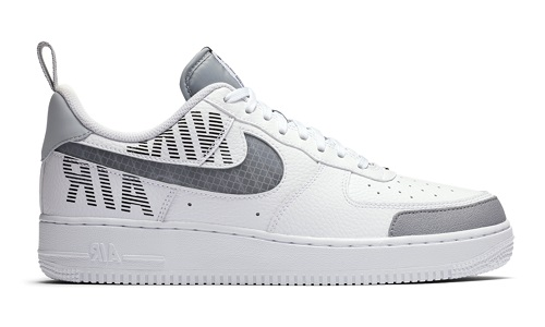 Nike Air Force 1 Under Construction White
