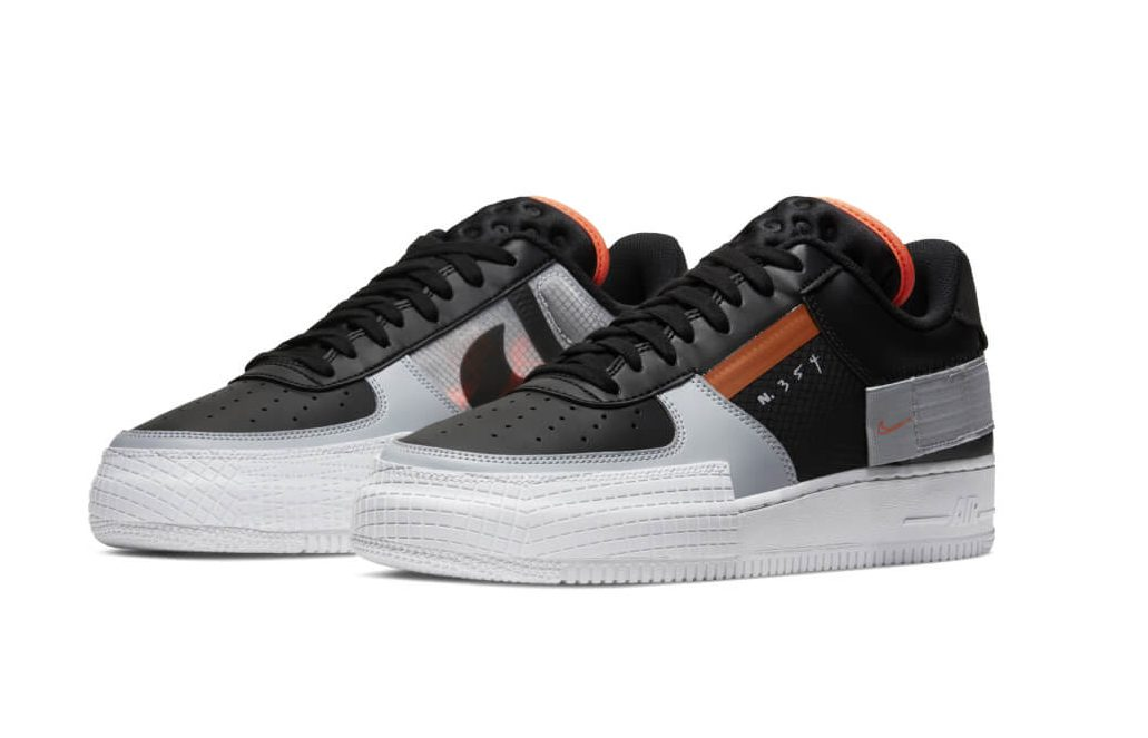 Nike Air Force 1 Type Hyper Crimson