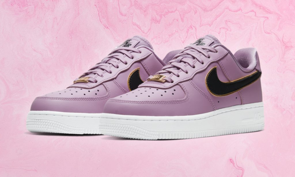 Nike Air Force 1 Frosted Plum