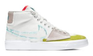 Nike SB Zoom Blazer Mid Edge Oracle Aqua