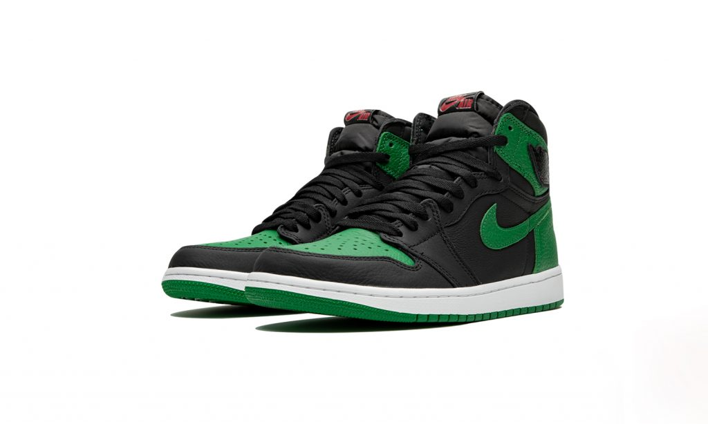 Nike Air Jordan 1 Retro High Pine Green Black