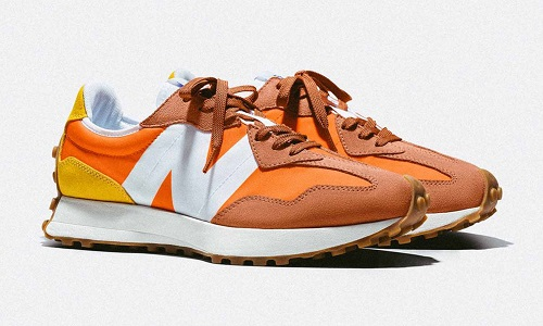 new-balance-327-Orange-White