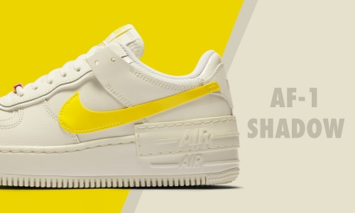 Nike Air Force 1 Shadow Sail Opti Yellow