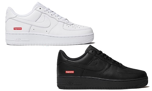 Alle Release-Infos zum Supreme x Nike Air Force 1