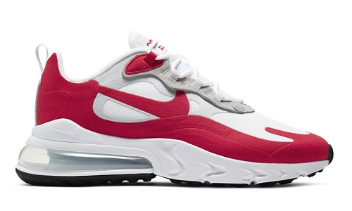 Nike Air Max 270 React University Red